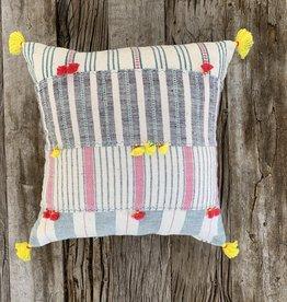 Injiri Injiri Pillow FUR-DHARI-01 - 12x12