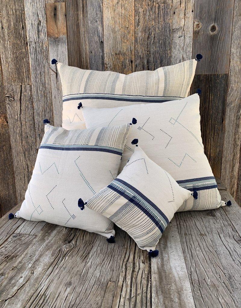 Injiri Injiri Pillow INDIGO-04 - 18x18