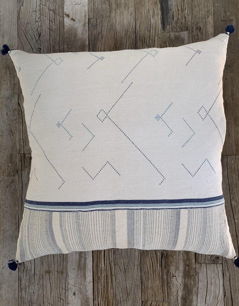 Injiri Injiri Pillow INDIGO-04 - 32x32