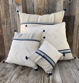 Injiri Injiri Pillow INDIGO-04 - 24x24