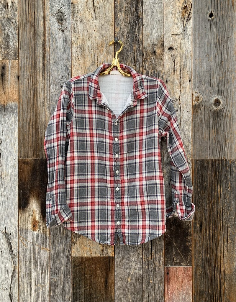 CP Shades CP Shades Romy Double Cotton Flannel Top - 516