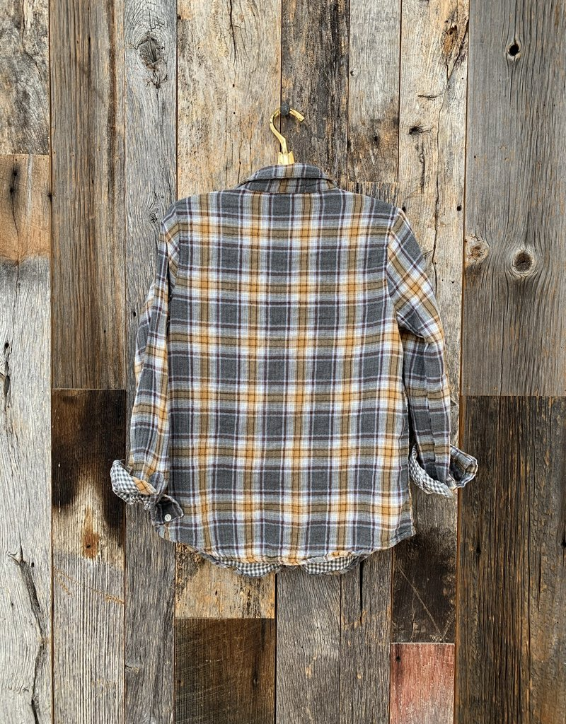 CP Shades CP Shades Romy Double Cotton Plaid Shirt - 517