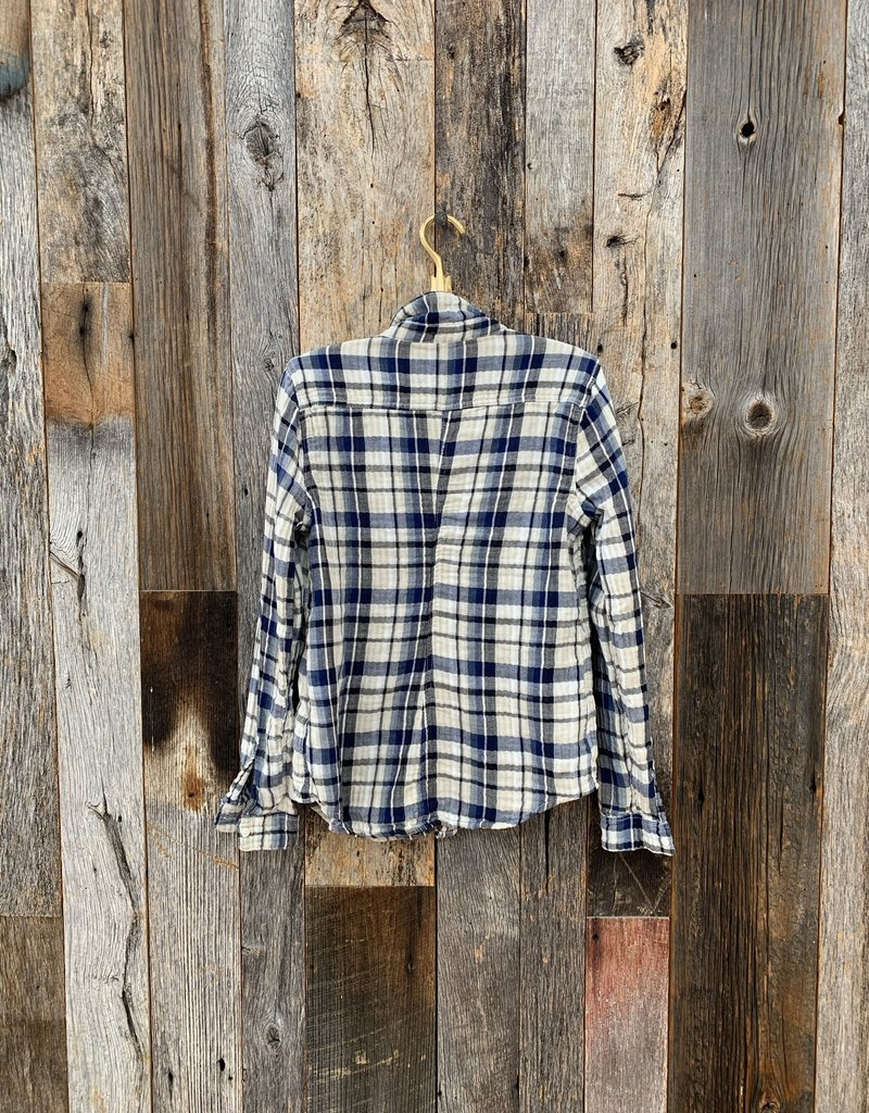 CP Shades CP Shades Sloane Double Cotton Flannel Top - 518