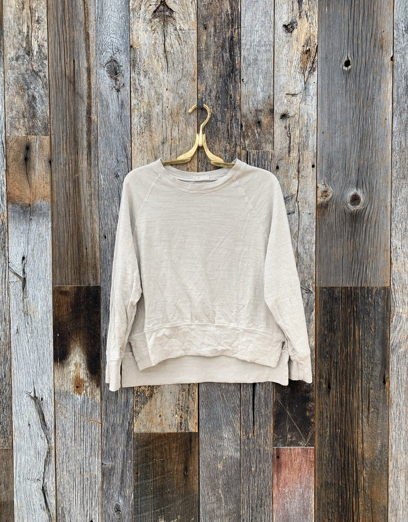 CP Shades CP Shades Roxy Cotton Sweatshirt - Bone