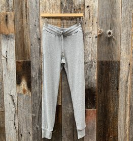 Project Social T Project Social T Endless Cozy Rib Pant - Heather Grey