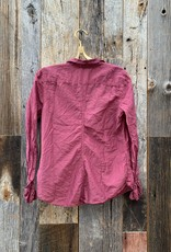 CP Shades CP Shades Cotton Silk Sloane Top - Rosewood