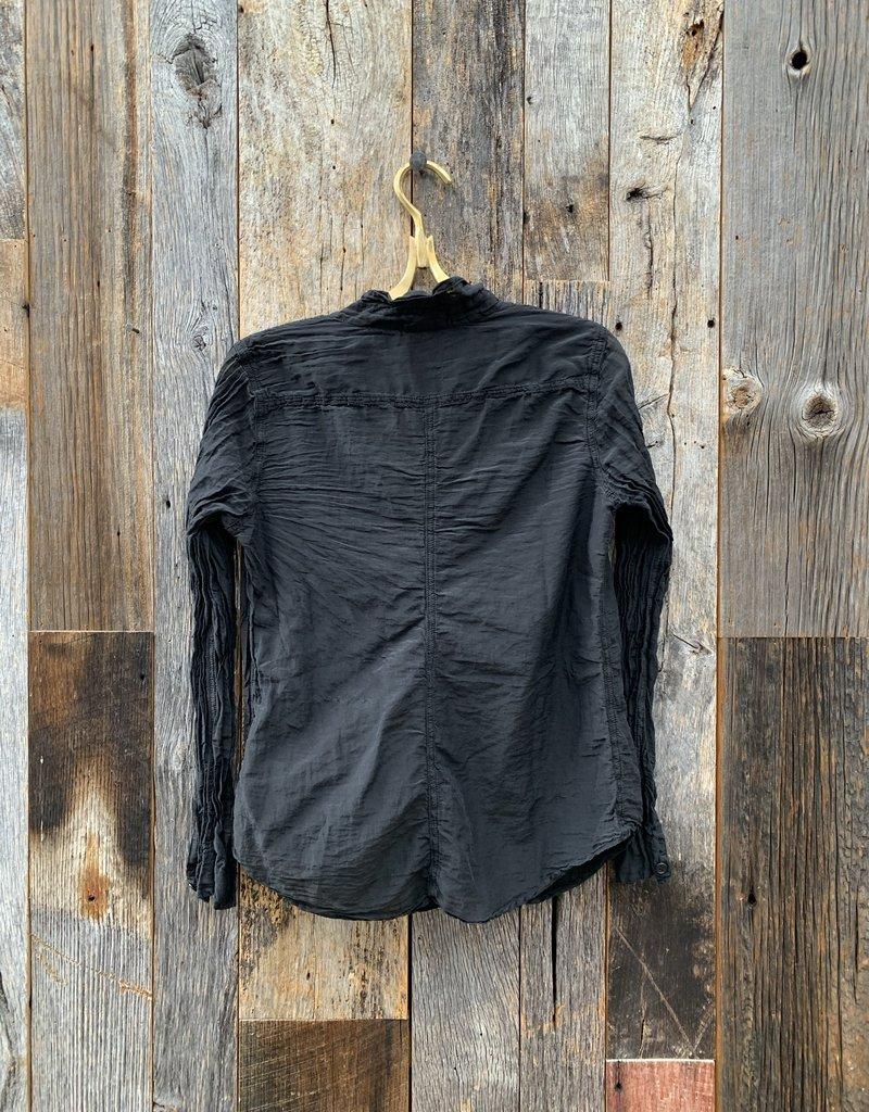 CP Shades CP Shades Cotton Silk Sloane Top - Black