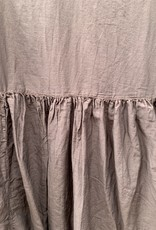 CP Shades CP Shades Cotton Silk Francie Dress - Espresso