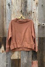 CP Shades CP Shades Roxy Cotton Sweatshirt - Pluot