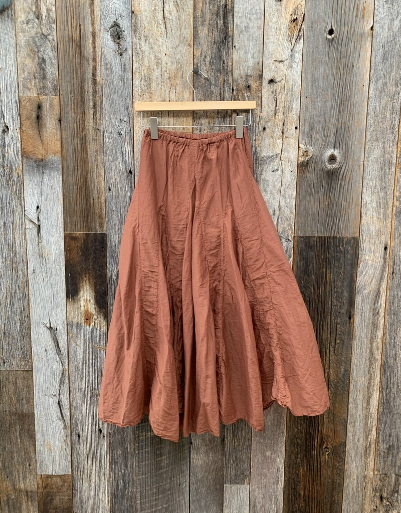 CP Shades CP Shades Cotton Silk Lily Skirt - Pluot