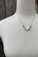 Leap Jewelry Necklace - Glass 001