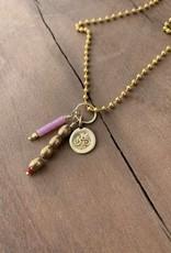 Leap Jewelry Necklace - Charm Trio 001