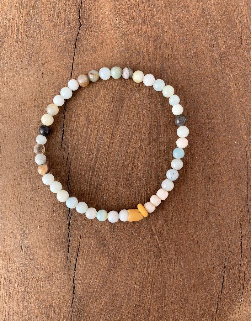 Leap Jewelry Bracelet - Amazonite 001