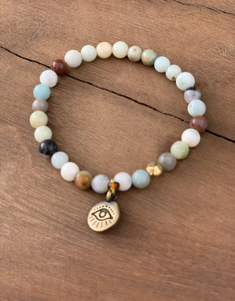 Leap Jewelry Bracelet - Amazonite 005