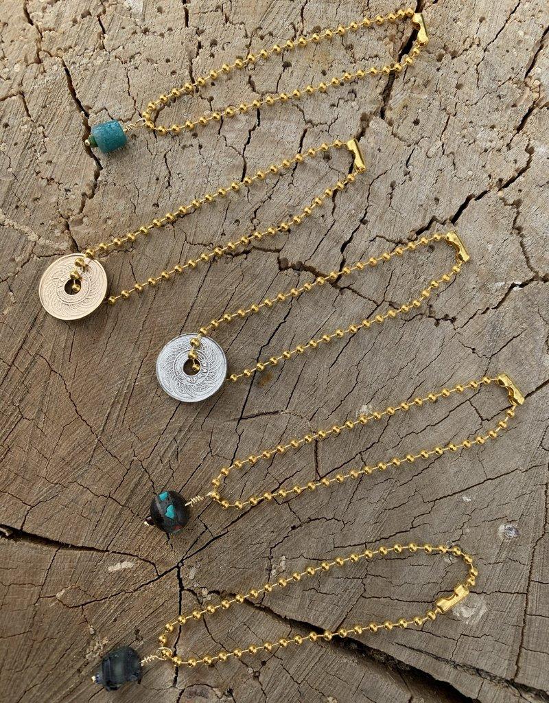 Leap Jewelry Bracelet - Coin 001