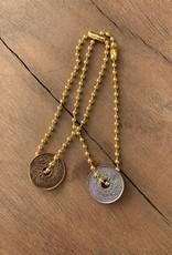 Leap Jewelry Bracelet - Coin 002