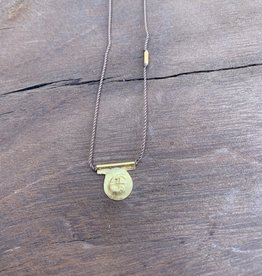 River Song Jewelry River Song Necklace 11-8W 14K Turkish Gold