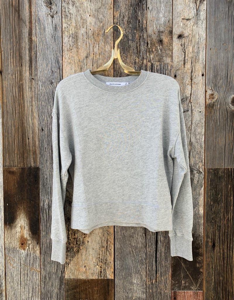 Perfect White Tee Tyler Pullover Sweatshirt