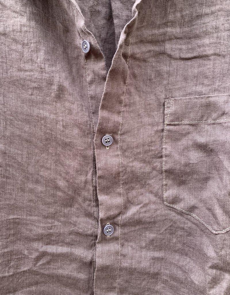 CP Shades CP Shades Marella Linen Tunic - Stone