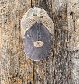 Island Farm Island Farm Baseball Cap - Blue Grey