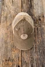 Island Farm Island Farm Baseball Cap - Dark Khaki