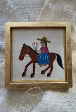River Song Jewelry River Song Jewelry Luis Romero Women on Horse