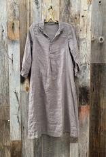 CP Shades CP Shades Rumer Linen Dress - Stone