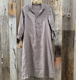 CP Shades CP Shades Rumer Linen Dress - Stone