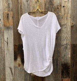 Project Social T Project Social T Montrose Tunic Top - White