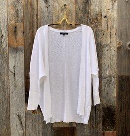 SWTR SWTR Cocoon Cardigan - White