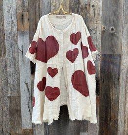 Magnolia Pearl Magnolia Pearl Jacket 457 - Love