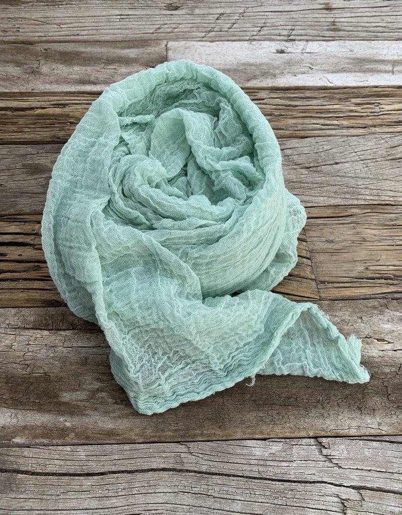 Scarf Shop Cotton Scarf - agave