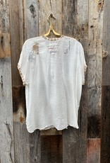 Johnny Was Johnny Was Elettra Blouse - Natural