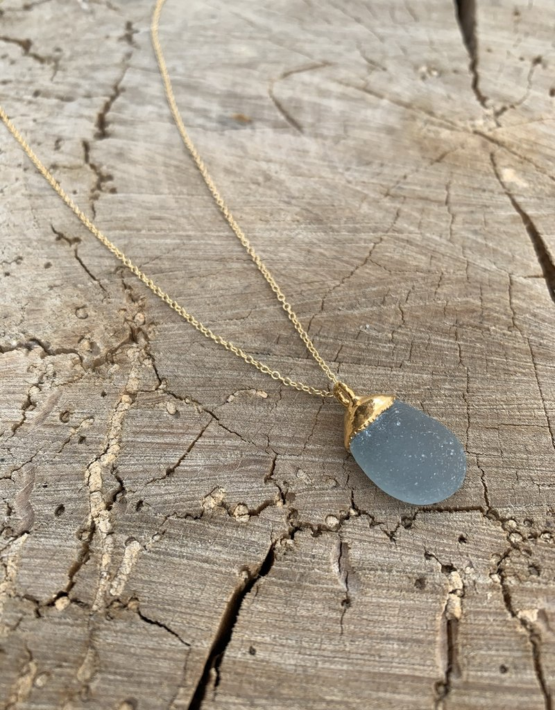 Rise Sea Glass Necklace