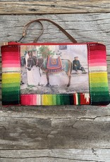 Totem Salvaged Donkey and Old Man Clutch