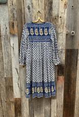 Matta Matta Kajal Iniya Dress - Sapphire