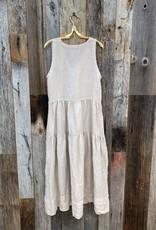 CP Shades CP Shades Gia Dress - Cashew