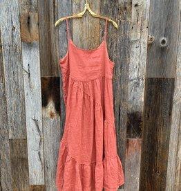 CP Shades CP Shades Sandrine Dress - Red Clay