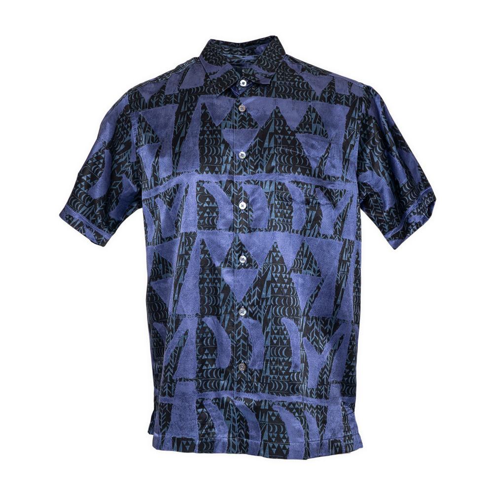 Hoaka, Blue Night (silk) - Limited Edition