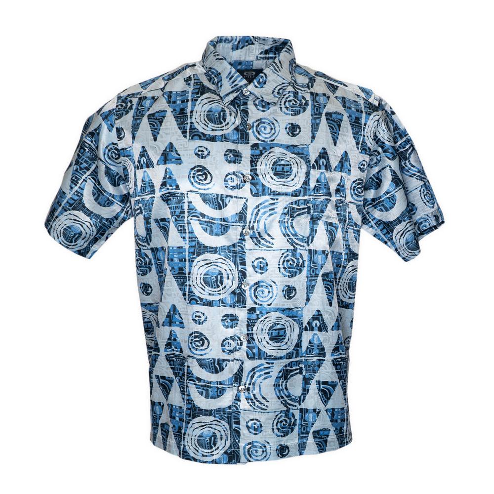Makawalu, Blue Cloud (silk) - Limited Edition