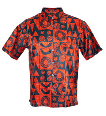 Makawalu, Lava (silk) - Limited Edition
