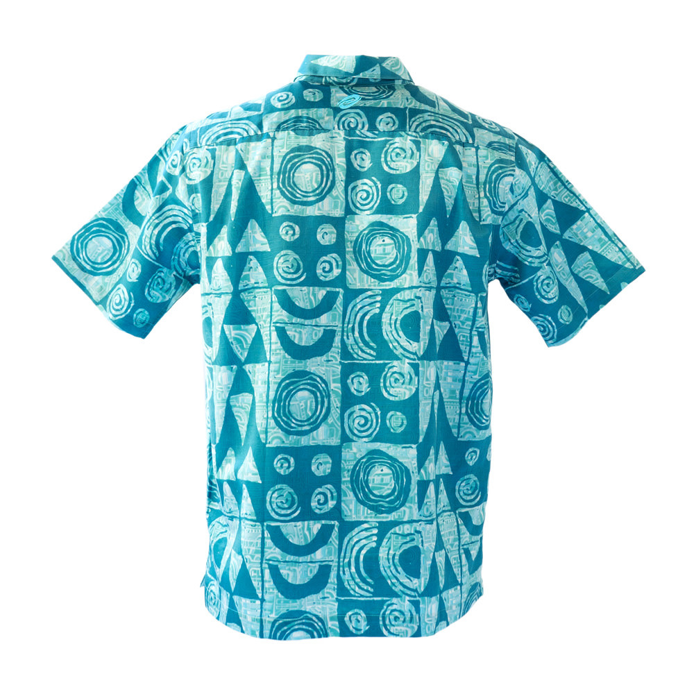 Makawalu, Ocean (silk) - Limited Edition