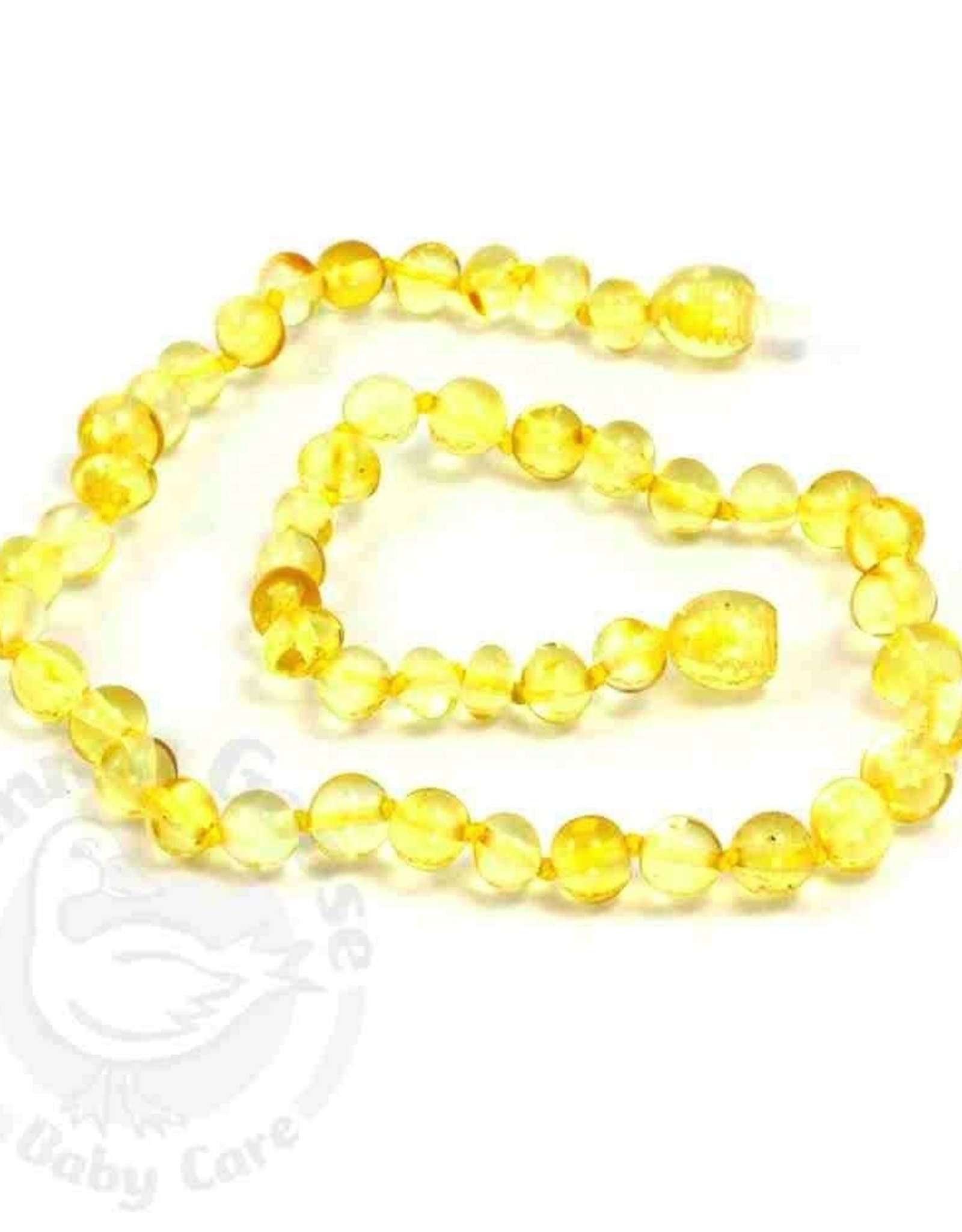 Momma Goose Products Ltd Momma Goose - Amber Teething Necklace