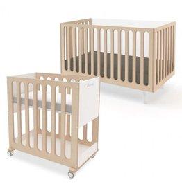 Oeuf Oeuf - Fawn 2-in-1 Crib System