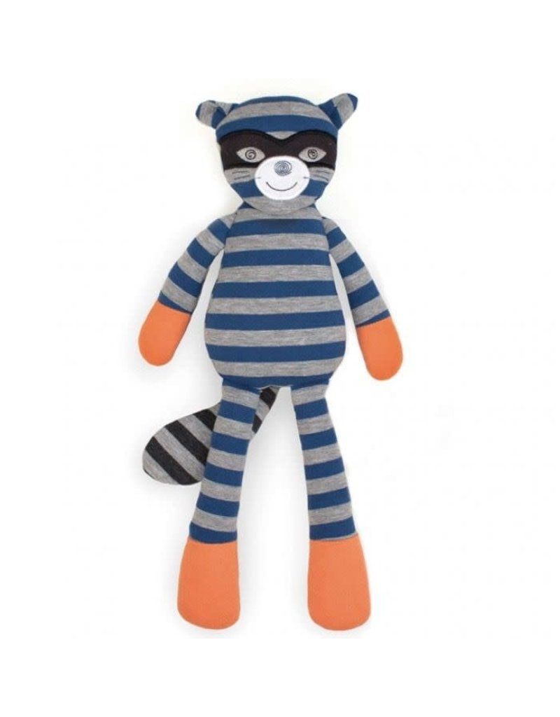 Apple Park, LLC Apple Park- Robbie the Raccoon 14? Plush Toy