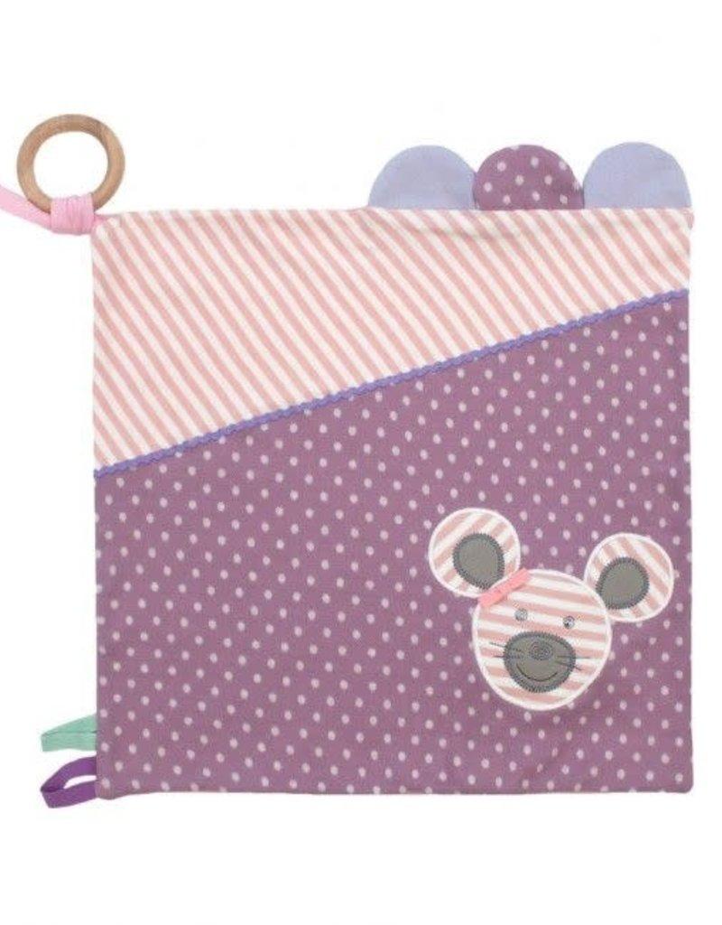 Apple Park, LLC Apple Park-Ballerina Mouse Activity Blanket
