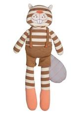 "Apple Park, LLC Apple Park-Buster Beaver 14"" Plush Toy"