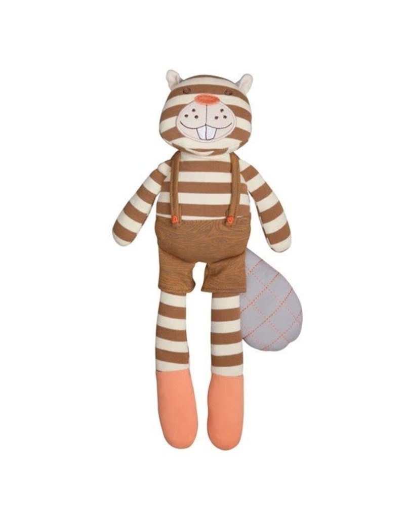 "Apple Park, LLC Apple Park-Buster Beaver 14"" Plush Toy"