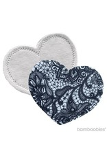 Bamboobies Bamboobies, Flirty Lace Regular Nursing Pads, Fashion Edition, 2 pairs