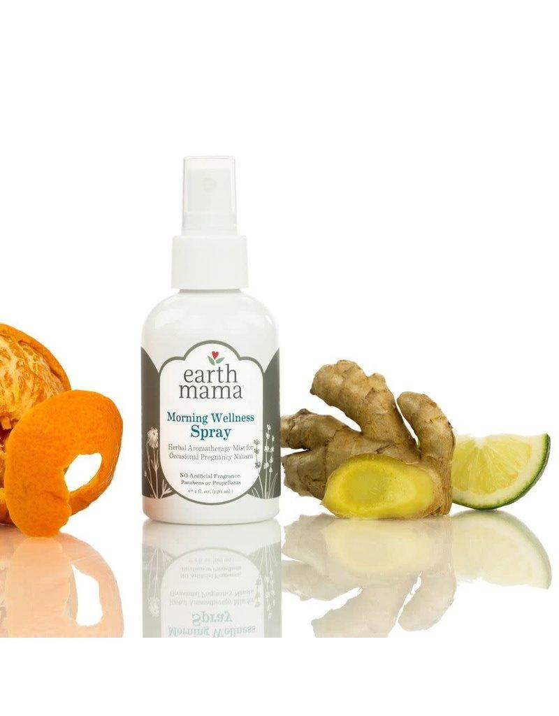 Earth Mama Organics Earth Mama Organics, Morning Wellness Spray 120ml (4 oz):